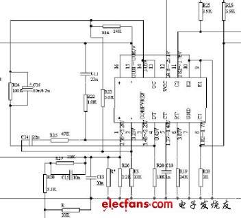 智能脉冲电动车充电器电路