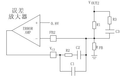 两个开关稳压器的usb电池充电器