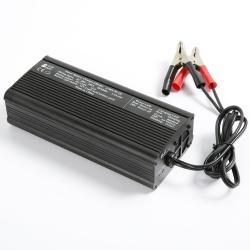 L200CM-12 锂电池智能充电器,电动车充电器,适用于4节 14.8V锂电池