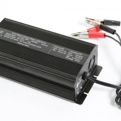 L500CM-48 锂电池智能充电器,电动车充电器,适用于13节 48.1V锂电池