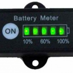 BG1-N6 Battery Fuel Meter for 6 Cell 7.2V NIMH Battery Packs
