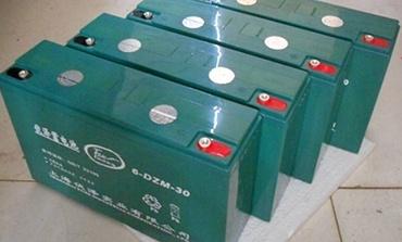 电动车铅酸蓄电池的正确使用