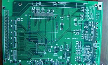 电池充电器电路PCB设计