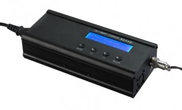 G60-12N镍氢充电器系列的功能简介及LED指示灯工作说明