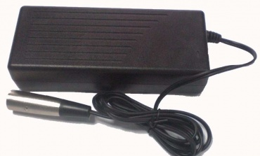 The low voltage output of charger