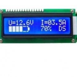 BG2-FXX系列磷酸铁锂电池电量显示模块