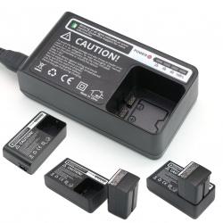带电量指示灯充电器