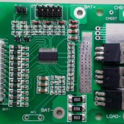 PCM-Lxx 4~10 12V~36V 串锂离子、锂聚合物、磷酸铁锂电池保护板